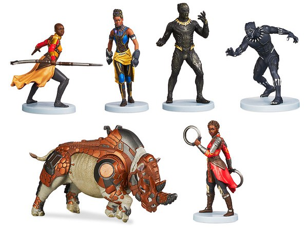 Black-Panther-Figure-Set