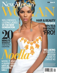 new african woman cover