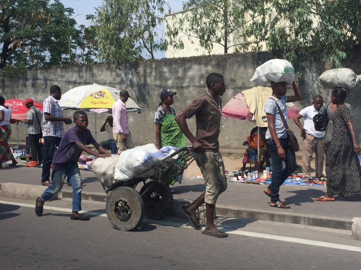 Is accidental entrepreneurship a real thing inCongo?