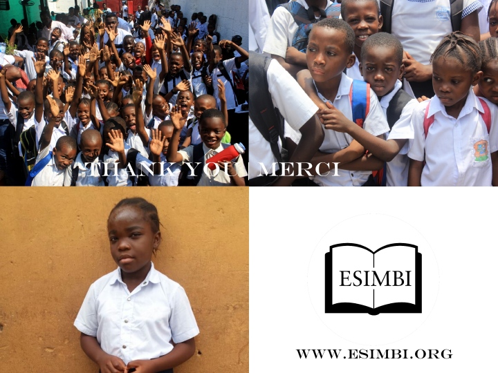 ESIMBI in Kinshasa: how the charity is pushing for arts and culture in education.