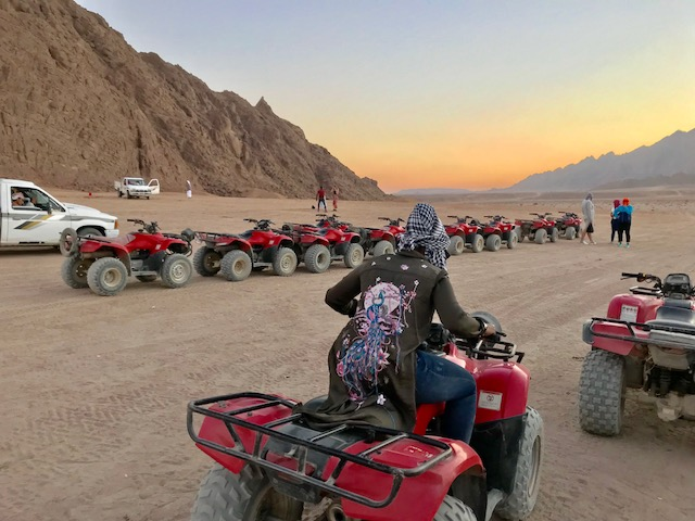 What should you do with a day to spend in Sharm ElSheikh?