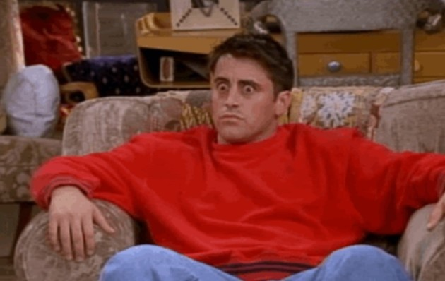 Did Joey Tribbiani tell the truth about good deeds?